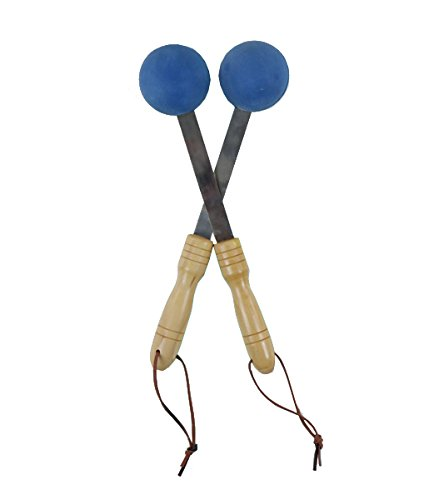 - Bongers Massage Tool - 1 Pair in Blissful Blue