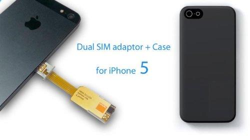 iphone 5 2 sim