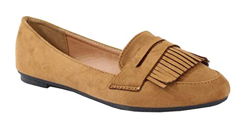 By Shoes By Donna Donna Camel By Shoes Mocassini Camel Shoes Mocassini XSnq4AY