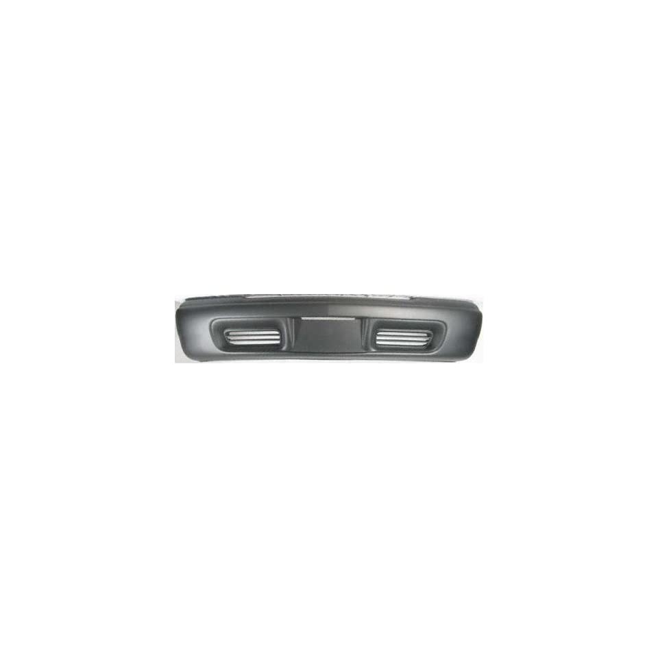 98 04 GMC SONOMA PICKUP FRONT BUMPER COVER TRUCK, SLE Models, Primed 2WD (1998 98 1999 99 2000 00 2001 01 2002 02 2003 03 2004 04) 17002P 12377118