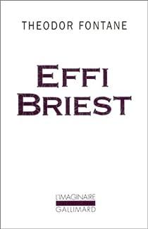 Effi Briest par Fontane