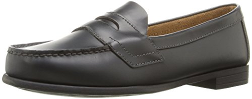 Eastland Women's Classic II Penny Loafer, Navy, 9 M (Ladies Penny Loafers)
