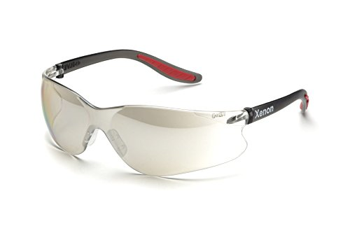 Elvex WELSG14IO SG-14 Safety Glasses, Indoor/Outdoor Lens