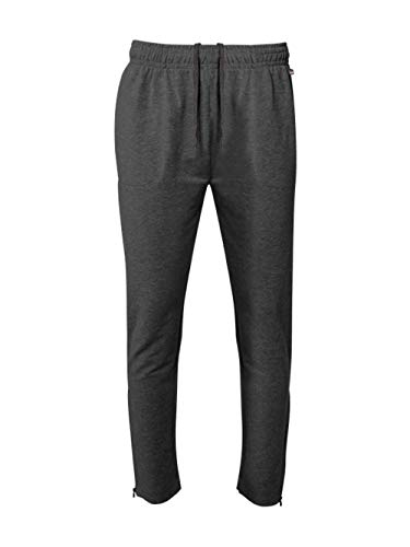 Badger - FitFlex French Terry Sweatpants - 1070 - M - Charcoal