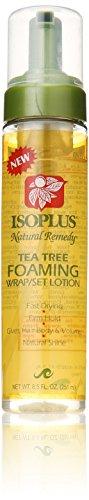 Isoplus Natural Remedy Tea Tree Foam Wrap, 8.5 Ounce