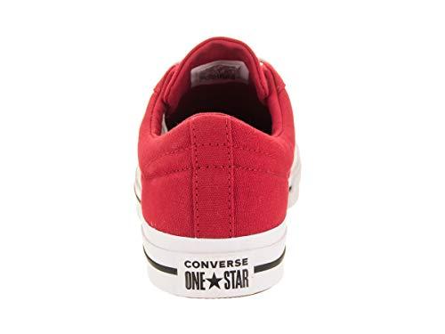 163378c Converse White Mixte Enamel Obwaz4q Adulte Red rdxWCBeo