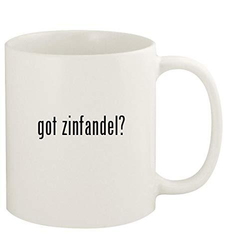 Barefoot White Zinfandel - got zinfandel? - 11oz Ceramic