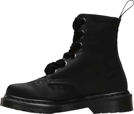Dr. Martens 1460 Vena satin 250D black Black