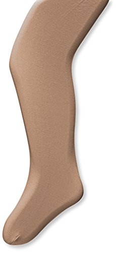 Capezio Big Girls' Studio Basic Tight, Light Suntan, One Size