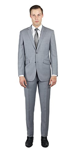 100% Wool Mens Suits - 9