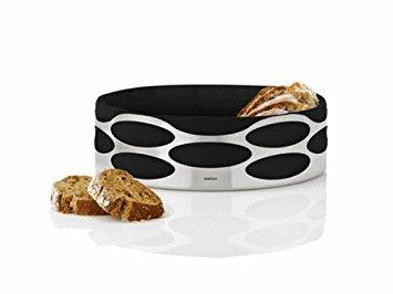 Stelton Embrace Bread Basket - Black ()