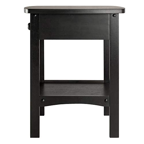 Winsome Wood Claire Accent Table image 3
