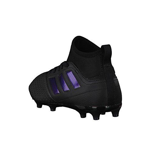 adidas Ace 17.3 Fg J, Zapatillas de Deporte Unisex Niños Varios colores (Negbas / Negbas / Negbas)