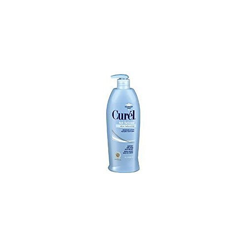 Curel Itch Defense Dry, Itchy Skin Fragrance-Free Lotion