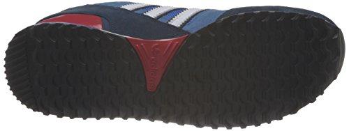 Adidas Baskets Zx Bleu Sportifs aller Blanc Chaussures Originals Marine Tout Pour 750 rCqrfw