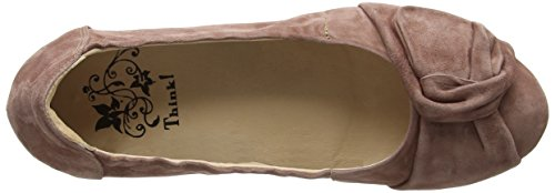 Flamingo 31 Balla Ballerines Rose Femme 282163 Kombi Think CS7qwnCH