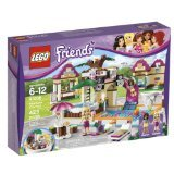 LEGO Friends Heartlake City Pool 41008 (Lego Friends Pool Party Game To Play)