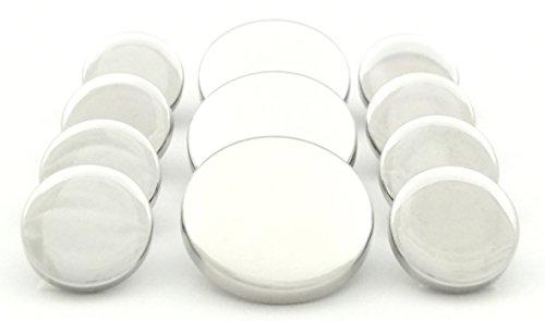 metalblazerbuttonscom-polished-silver-tabletop-11-piece-single-breasted-metal-blazer-button-set
