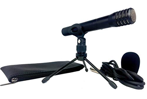 Tascam TM-60 Battery-Powered Small Diaphragm Condenser Microphone