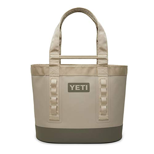 (YETI Camino Carryall 35, All-Purpose Utility, Boat and Beach Tote Bag, Durable, Waterproof, Everglade Sand)
