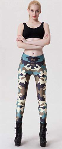 Treggings Bleached Size Elásticos 2xl Las Leggings Jeggings Colour Medias Moda 1 De color Ropa Verano Mujeres Playa Pantalones BAaUqawdxv