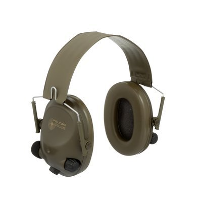 3M™ PELTOR™ Sound-Trap™ Slimline Earmuff MT15H67FB, Tactical Electronic Headset Headband