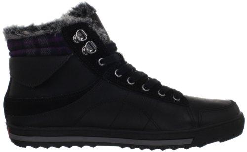 Skechers Womens Kicks Plus Cool Sneaker De Mode Noir