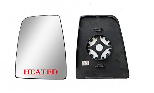 Brand new Driver Left Side Replacement Upper Glass with Heated And Plate fit Ford Transit 150 250 350 from 2015-Onward (Best New Drivers 2019)