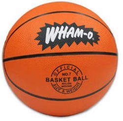 Wham-O Official NBA Size/Weight Basketball, Orange by Wham-O