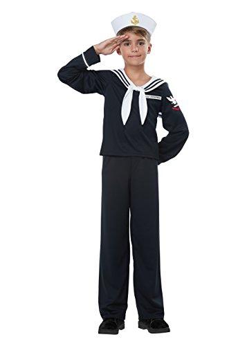 (California Big Boys' Navy Sailor)