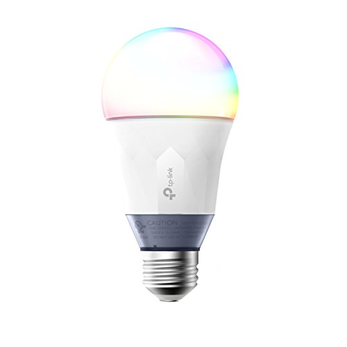kasa smart wi fi led light bulb by tp link multicolor import it all. Black Bedroom Furniture Sets. Home Design Ideas