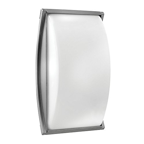 Atlantis Titanium Outdoor Wall Light - 1