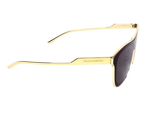 Dorado Gold Sonnenbrille Dolce DG2174 amp; Gabbana Darkgrey nwIHHqp