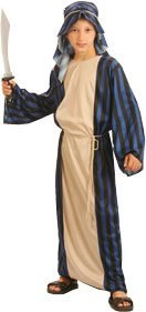 Sheik Fancy Dress (Arab Sheik Fancy Dress Costume (child size) - Small by fancy dress warehouse)