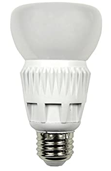 MaxLite 10A19DLED27 A19 LED Bulb, 10W (60W Equiv.) E26 2700K Dimmable Omnidirectional - 800 Lm.