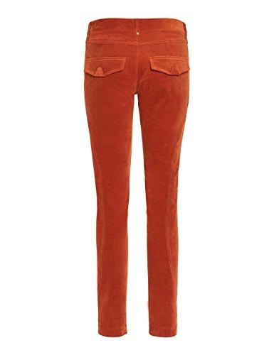 Von Boch Pantalon Femme Style En Safran Jaune Brigitte Jodhpur Maxton Velours dqx6dF
