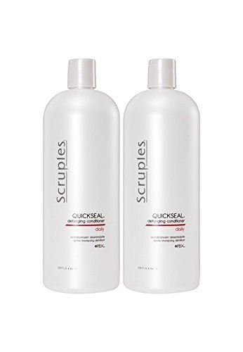 Scruples Quickseal Conditioner, 33.8 Fluid Ounce,
