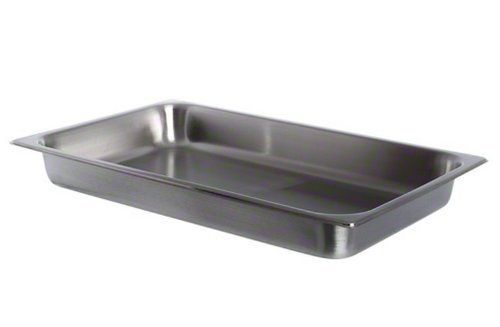 American Metalcraft (CDFP88) Food Pan Only - Fits Rectangular Chafer