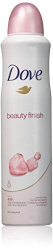 Dove Antiperspirant Body Spray 250Ml Beauty Finish 2-Pack