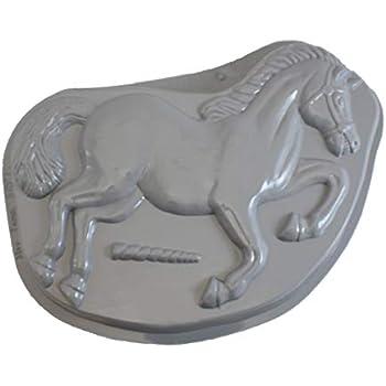 CK Products Horse/Unicorn Pantastic Plastic Cake Pan