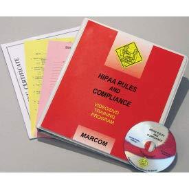 HIPAA Rules and Compliance DVD Program (V0002729EO)
