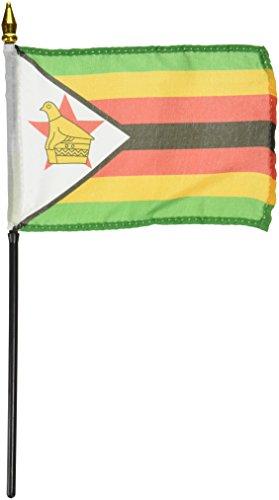 (Us Flag Store Zimbabwe Flag, 4 by 6-Inch)