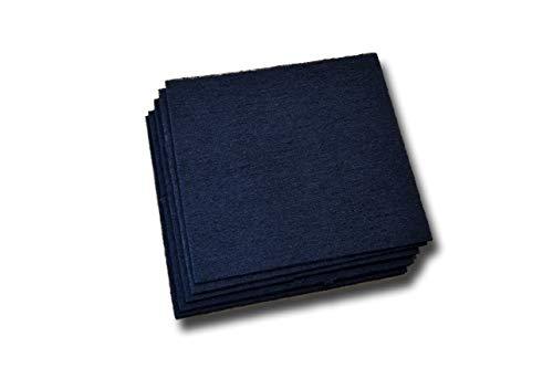 (Carbon Filter Media - 6 Pack - 3/8