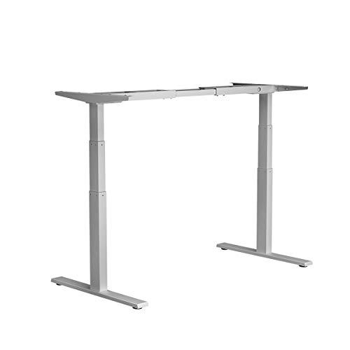 Devaise Electric Height Adjustable Standing Desk Frame