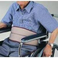 Skil-Care Soft Cushion Belt, for Wheelchair or Bed - 1/Each (Care Chair)