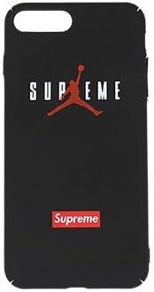 iPhone 6/6s 11,9 cm Coque, Jordan x Supreme Logo de protection Premium Coque rigide pour Apple iPhone 6 et iPhone 6S, 6s Black