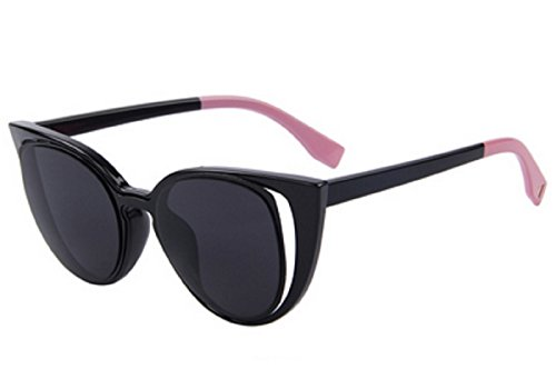 MERRY'S Fashion Cat Eye Sunglasses Women Brand Designer Retro Pierced Female Sun Glasses oculos de sol feminino - Sunglasses Of Designer Names