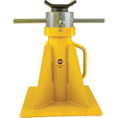 Esco Screw-Style Jack Stand - 20-Ton Capacity, Model# 10802-N