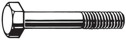 PK10, CS Hex Struct Bolt Pack of 2 4-1//2In.L 5//8