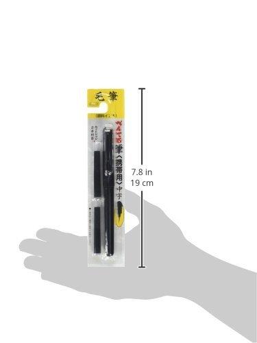Pentel Portable Pocket Medium 2Refills